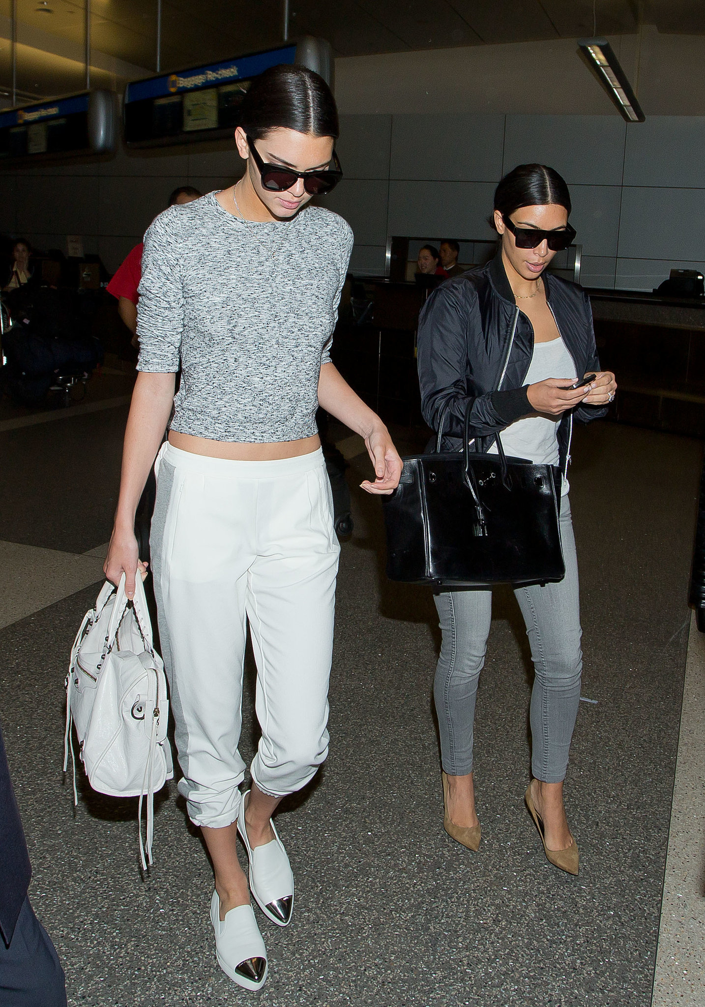 Kendall-Jenner-Kim-Kardashian-known-making-stylish